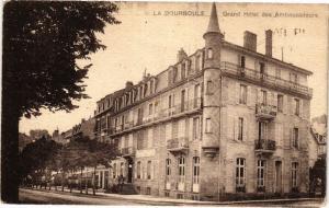 CPA La BOURBOULE - Grand Hotel des Ambassadeurs (220574)