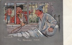The Hunting Morn, 1905