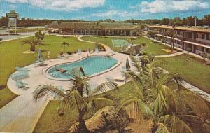 Sheraton Motor Inn Pool Fort Myers  Florida