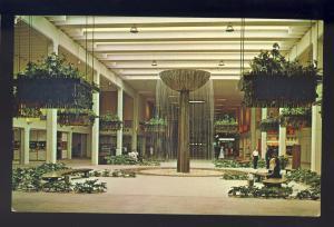 Winter Park, Florida/FL Postcard, Winter Park Mall Shopping Center, 1968!
