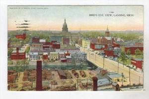 287 Aerial View of Lansing MI