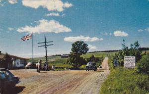 Scenic view,  Magnetic Hill,  Moncton,  N.B.,  Canada,  40-60s