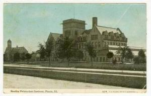 Bradley Polytechnic Institute, Peoria ,Illinois 1909