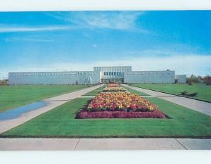 Unused Pre-1980 MUSEUM SCENE Regina Saskatchewan SK d9465