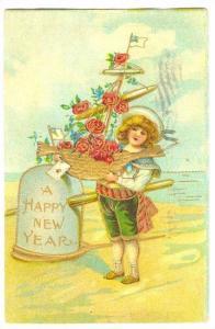 Happy New Year,PU-1908