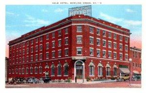 Kentucky   Bowling Green  Helm Hotel