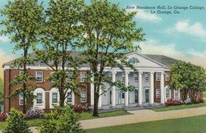 LA GRANGE , Georgia , 1941 ; New Residence Hall, La Grange College