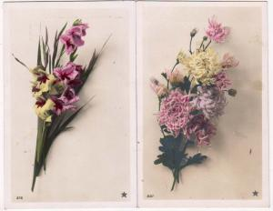 2 - Cards with Flowers