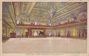 Illinois Chicago Cameo Ballroom Morrison Hotel 1930