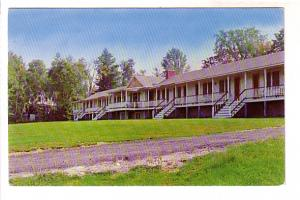 Richardson's Motel, Bridgton, Maine, Art Wilkins Photo