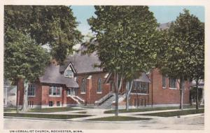 Minnesota Rochester Universalist Church