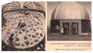 New York Corning , Civic Observatory Museum