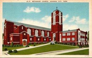 Tennessee Johnson City Methodist Church