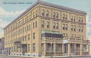 Indiana Kokomo Hotel Courtland