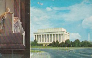 Abraham Lincoln Statue Lincoln Memorial Washington D C
