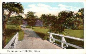 Massachusetts Holden On The Way