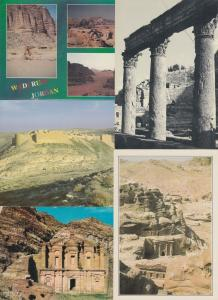 JORDANIA Middle East 29 Cartes Postales Mostly 1960-2000