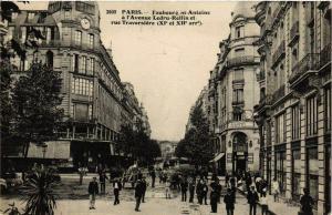 CPA Paris 12e Faubourg Saint-Antoine a l'Avenue Ledru-Rollin F.Fleury (478794)