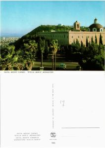 CPM AK Israel - Haifa - Monte Carmelo - Monastero Stella Maris (771640)