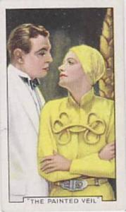 Gallaher Cigarette Card Shots From Famous Films No 30 The Painted Veil