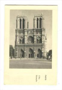 2 Views Bi-Fold, L´Arc De Triomphe, Paris, France, 1910-1930s