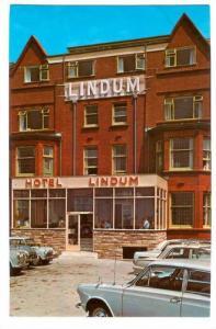 Lindum Hotel , St aNNES-On-Sea , Lancashire , England , 40-60s