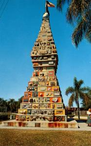 FL - Kissimmee. Monument by All-States Tourist Club