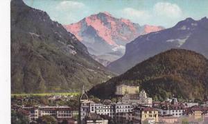 Schweiz Interlaken und die Jungfrau