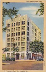 Florida Saint Petersburg Pennsylvania hotel
