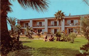 Mexico Old Vintage Antique Post Card Esteco Beach Hotel Resort Baja Californi...