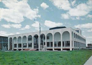 Court of law, SAINT HYACINTHE, Quebec, Canada, 40-60´