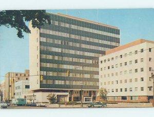 Pre-1980 CITY HALL SCENE Lansing Michigan MI AF1969