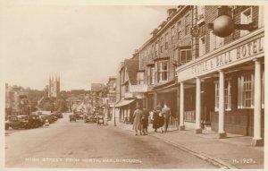 RP: MARLBOROUGH , UK , 1910-20s ; High Street