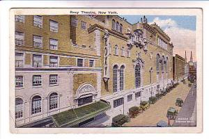 Roxy Theatre, New York, New York, Brown Bros 28445, Jamaica New York Cancel