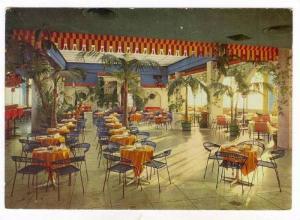 Dachgarten, Berlin HILTON Hotel, Berlin, Germany 40-60s