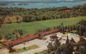 Canada Ontario Gananoque Gateway Motel and Restaurant