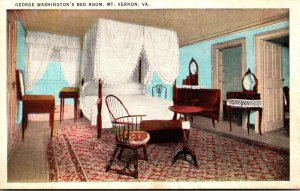 Virginia Mount Vernon George Washington's Bed Room