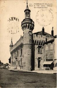 CPA  Yssingeaux(Haute-Loire)- Hotel de Ville (ancien Cháteau des evéques(657981)