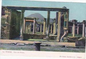 Italy Pompei Casa del Fauno