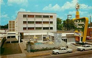 TN, Nashville, Tennessee, Holiday Inn, Curteichcolor No. 1DK1487