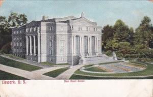 New Jersey Newark New Court House