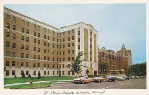 St. Mary's Hospital, Rochester, Minnesota, United States, 40´s-60´s