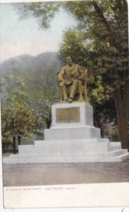 Michigan Detroit Pingree Monument