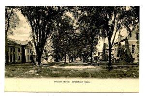 MA - Greenfield. Franklin Street