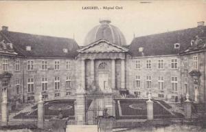 Hopital Civil, Langres (Haute Marne), France, 1900-1910s