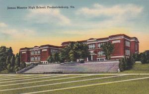 Virginia Fredericksburg James Monroe High School