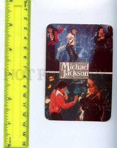 254409 MICHAEL JACKSON Caima Expresso 1988 y Pocket CALENDAR