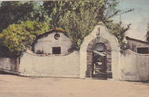Front Gate Entrance To Old Mission San Juan Capistrano California Handcolored...