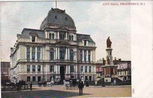 Rhode Island Providence City Hall