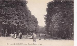 SAINT QUENTIN, Les Champs-Elysees, Aisne, France, 00-10s
